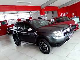 2017 Renault Duster 1.5 DCI 4x4