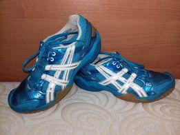 Классные кроссовки Asics 39р. ст. 25см в отличнейшем состоянии асикс