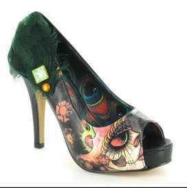 Iron fist shoes size 7