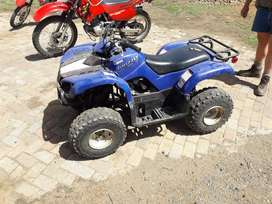 Good condition. Yamaha Grizzly.