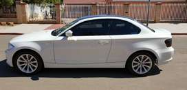 2011 BMW 120D coupe