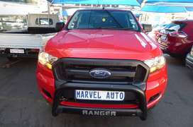 2018 Ford Ranger 2.2 6 Speed Double Cab