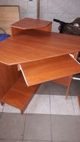 Nowe biurko narożne