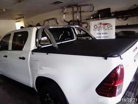 Bakkie Clip On Covers