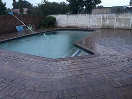Room to rent near family pnp Witbank town