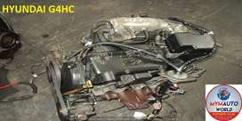 Imported used HYUNDAI ATOS PRIME 1.0L Engines for sale at MYM AUTOWORL