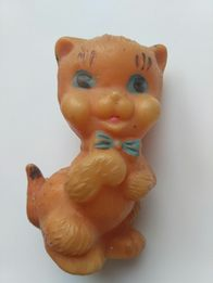 Игрушка советская ссср кот котик