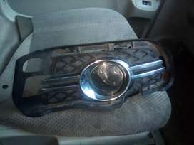 Mercedes Benz W204 preface left fog light