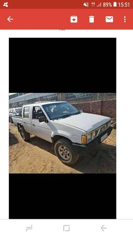 Old bakkie or suv needed