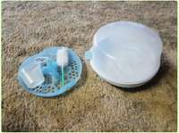 Image of Baby items sterilizer for microwave
