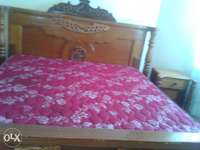 King size Bed for Quick sale 0