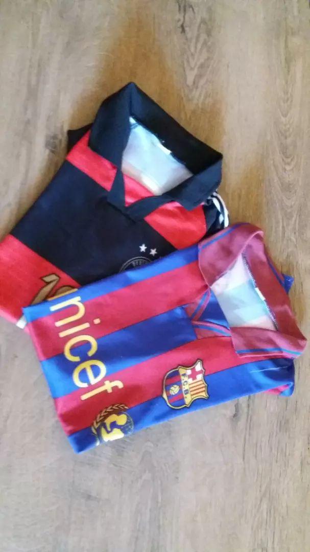 Dětské fotbalové dresy 0