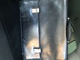 Executive Gents leather bag
