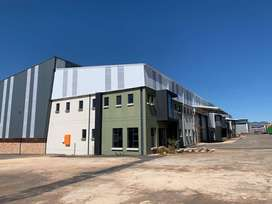 BRAND NEW WAREHOUSE IN CHLOORKOP