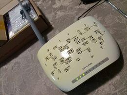 Tp-link TD-W8951ND ADSL2 !!!Не рабочий!!!Полный комплект!Укртелеком.