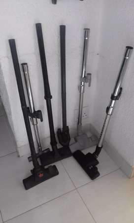 Accessories for Vacuum Cleaners. What you see on the picture is what I