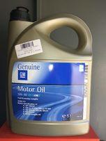 Масло моторное GM 5W 30 Dexos2 (1л), остаток после ТО