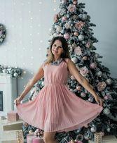 Зефирное платье плаття на фотосесію Новий рік