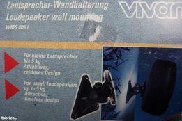 Uchwyt ścienny na głośniki VIVANCO WMS605L