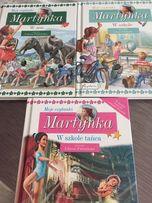 """Książki z serii """"Martynka"""""""