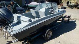 стеклопластиковая (пластиковая) лодка, катер Kayman 450. производитель
