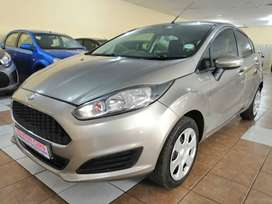2011 Ford fiesta 1.4 ambiente automatic