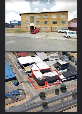 BLOCK OF FLATS FOR SALE -