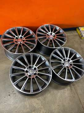 "18"" mercedes mags"