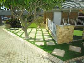 LOW MAINTENANCE# ARTIFICIAL GRASS LANDSCAPING # WATER WISE MANAGEMENT
