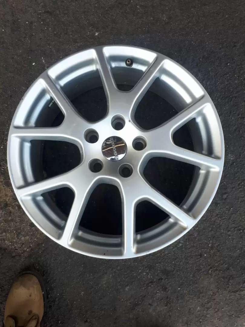 Single rim with a sensor for a dodge for sell 0