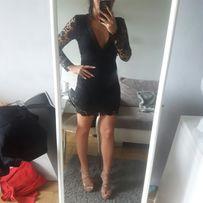 seksowna sukienka S idealna na sylwestra,święta