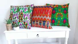 Scatter cushions x3