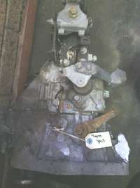 Image of Toyota Yaris 1.3 Gearbox