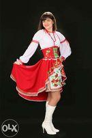 Украинские национальные костюмы на прокат (аренда) и продажа