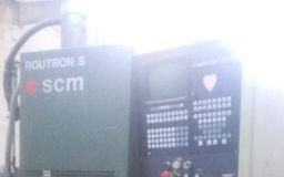 scm 921 routron centrum obrobcze cnc