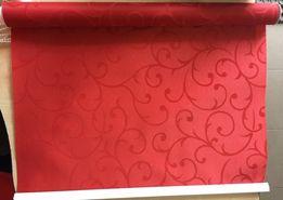 Рулонні штори червоні з малюнком