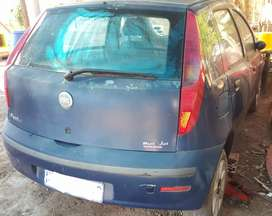 Fiat punto multijet breaking up for parts @ SPARES FOR AFRICA