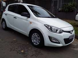 2015  HYUNDAI I20 1.4 MANUAL