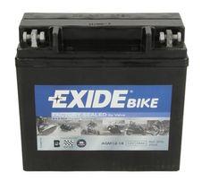Akumulator EXIDE AGM 12-18 wymiar 181x77x167 18Ah 250A SLA12-18