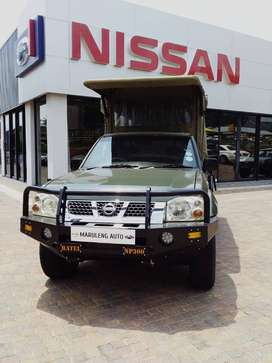 Nissan Np300 3.0Dci Game Viewer