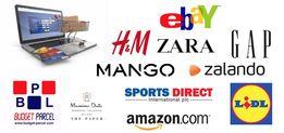 Доставка товаров из Европы и США, Выкуп без комиссии Ebay, H&M, Zara