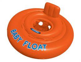 Круг для плавания ходунки плот Intex