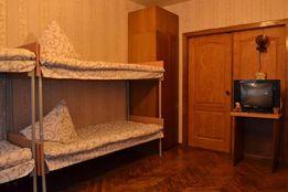 Хостел (койко-места), общежитие возле метро Левобережная, уютно.