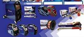 Welding Machines, Consumables and Safety Wear