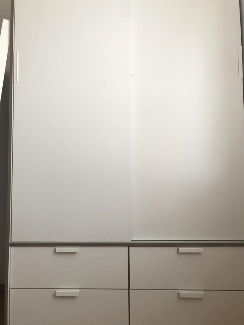 Šatní skříň IKEA, TRYSIL 0