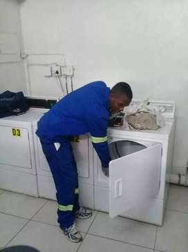 Washing machine repair and fridge regas
