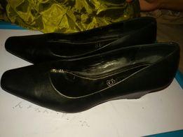Английские кожаные туфли