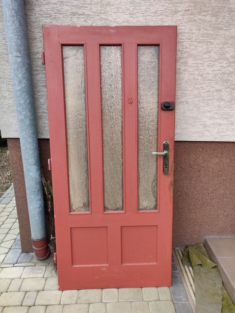 Sprzedam drzwi drewniane Jarosław - image 1