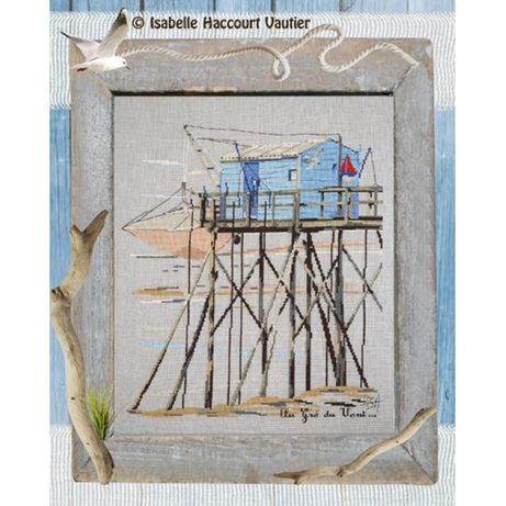 Схемы для вышивания,вышивки. Isabelle Vautier.