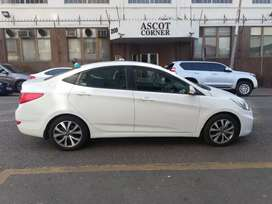 Hyundai accent 1.6 model 2017 for Sell